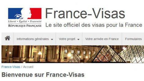Demander Un Visa Pour La France En Tunisie La France En Tunisie